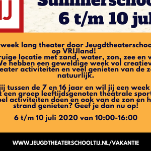 Summerschool flyer